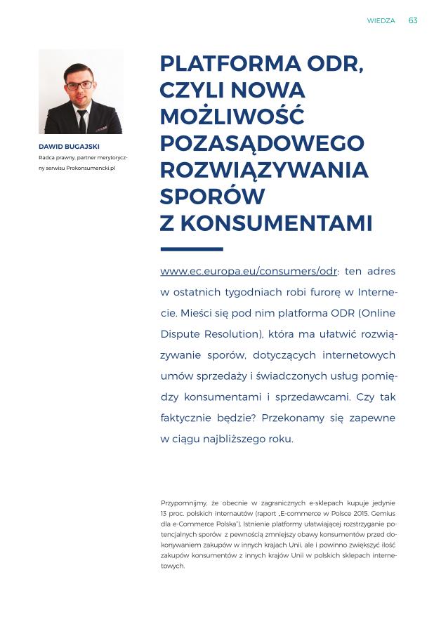 Dawid Bugajski Nowoczesne Zarządzanie