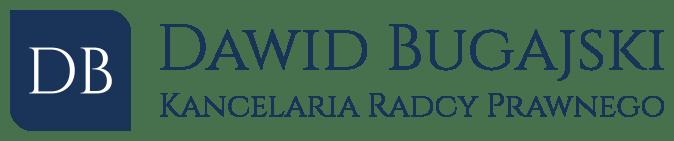 Kancelaria Radcy Prawnego w Poznaniu Dawid Bugajski | Twój osobisty prawnik dla firmy
